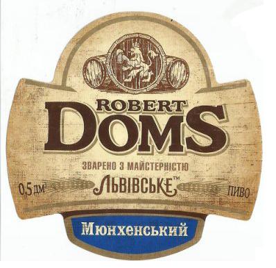Robert Doms Мюнхенский
