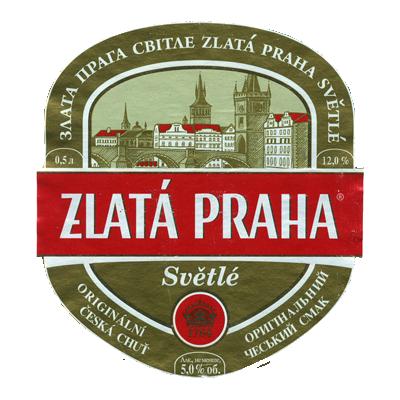 Zlata Praha Svitle